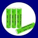 باتری نیم قلمی قابل شارژ