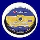 DVD خام