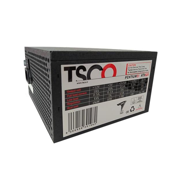 منبع تغذیه کامپیوتر تسکو مدل TP 620