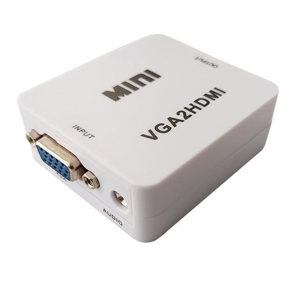 تبدیل VGA به HDMI مدل Mini