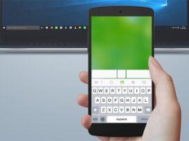 نحوه اتصال کیبورد گوشی به کامپیوتر در ویندوز 10