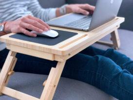 6 راهنمای خرید میز لپ تاپ