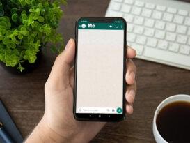 4 روش ارسال پیام برای خود در واتساپ
