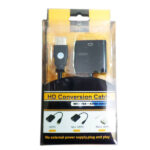 تبدیل HDMI به VGA با خروجی Audio مدل 007