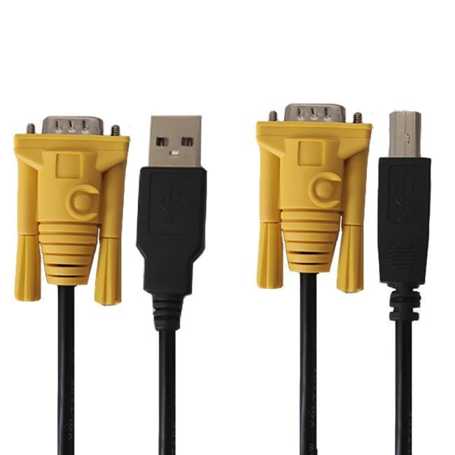 کابل KVM USB دی-نت مدل 062