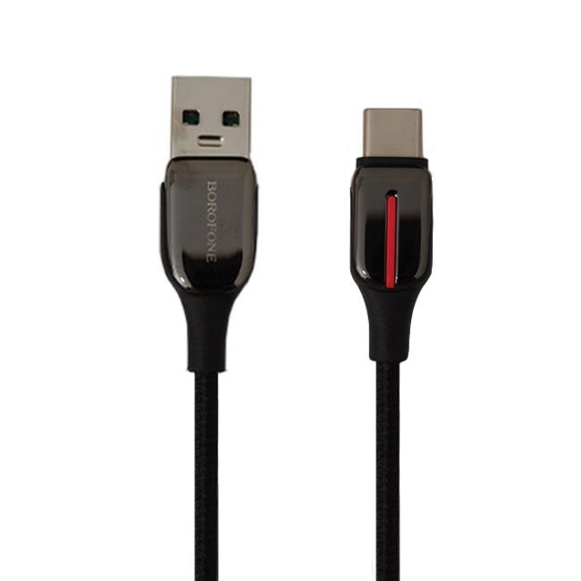 کابل USB به Type-c بروفون مدل BU14