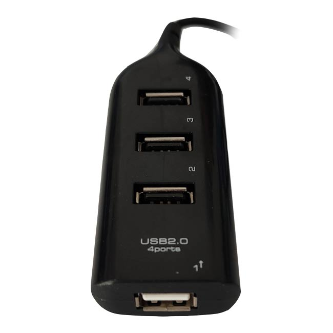 هاب 4 پورت USB2.0 مدل Hi-Speed