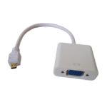 تبدیل MicroHDMI به VGA مدل WD-HDMI11