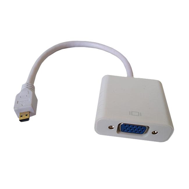 تبدیل Micro HDMI به VGA مدل WD-HDMI11