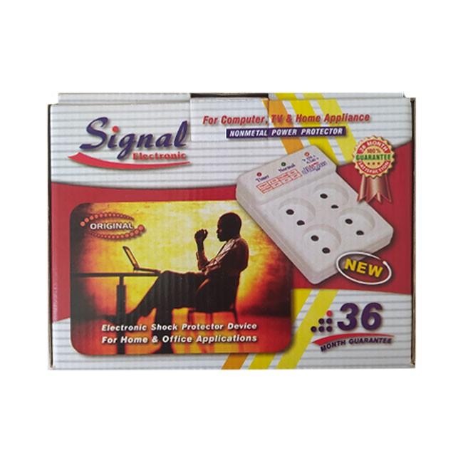 محافظ برق سیگنال مدل 4KH طول کابل 1.5 متر