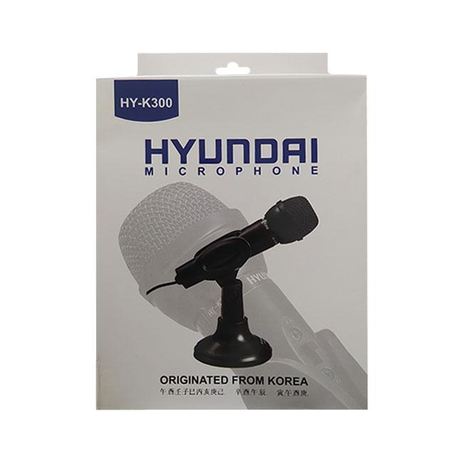 میکروفون رومیزی هیوندای مدل HY-K300