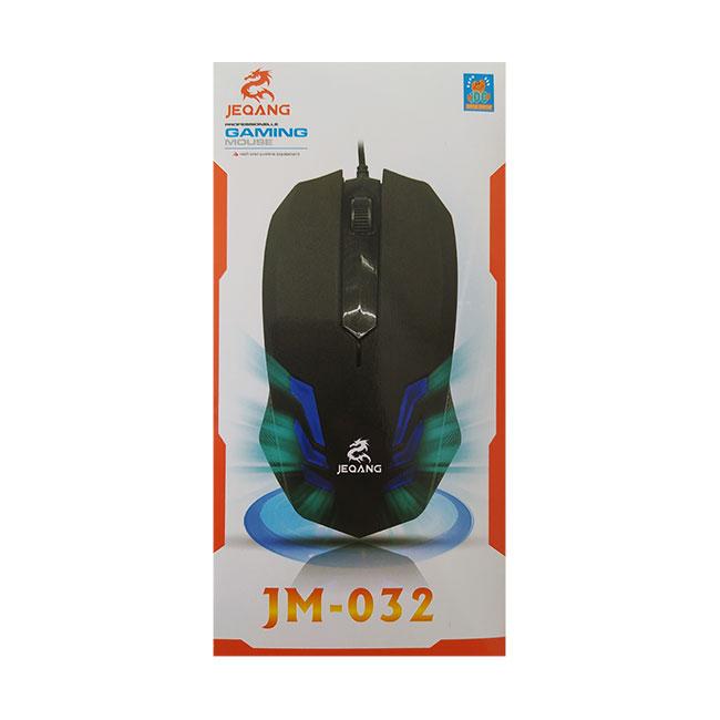ماوس مخصوص بازی Jeqang مدل JM-032