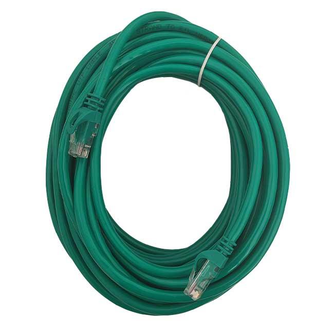 کابل شبکه Cat6 UTP اسکار طول 10 متر