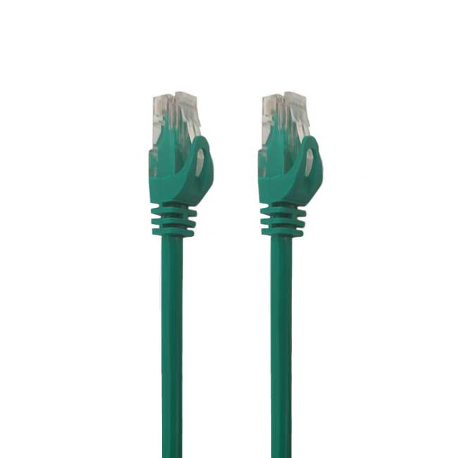 کابل شبکه Cat6 UTP اسکار مدل 257 طول 1 متر