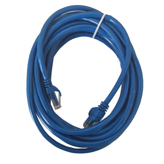 کابل شبکه Cat6 UTP اسکار طول 5 متر