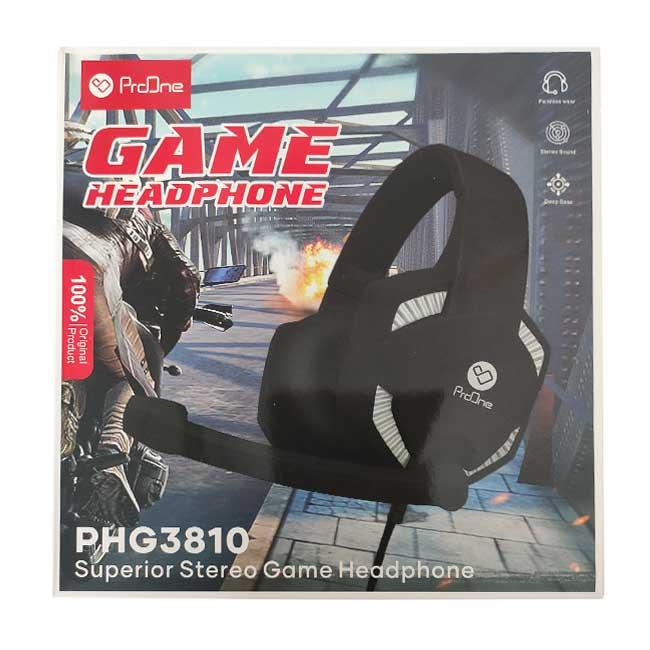 هدست مخصوص بازی پرووان PHG3810