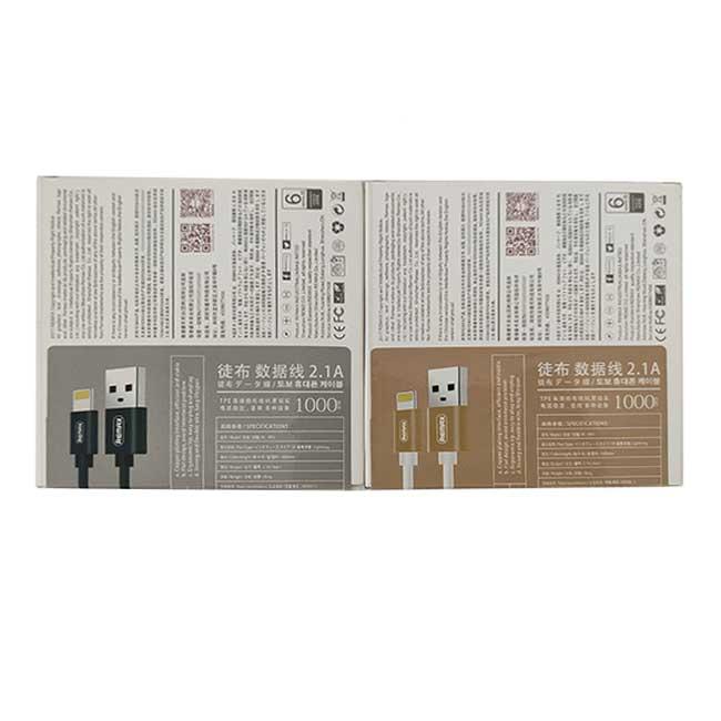 کابل USB به لایتنینگ ریمکس مدل RC-091i