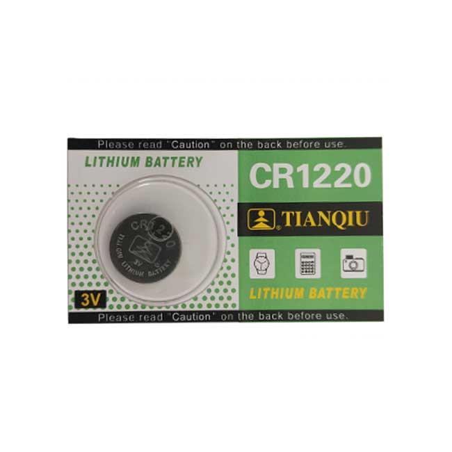 باتری سکه ای تیانکیو مدل CR1220