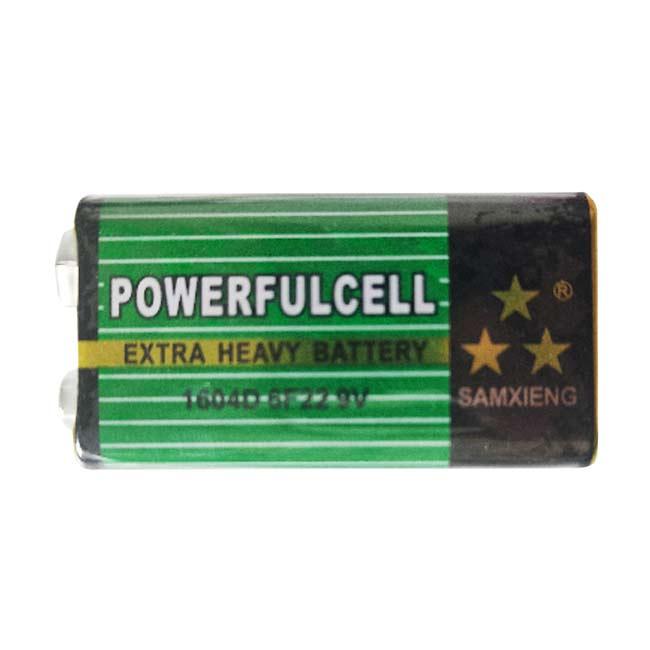 باتری کتابی پاورفول سل مدل 009