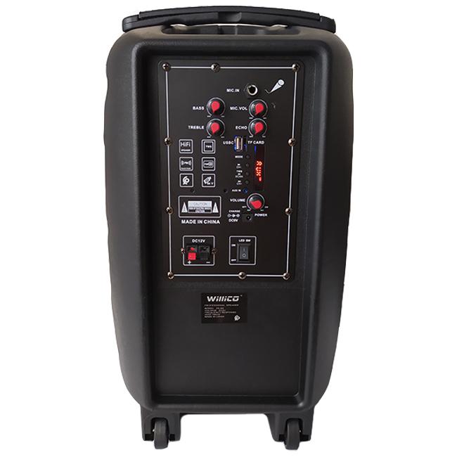 اسپیکر بلوتوث مدل ZS-Q2