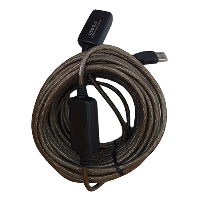 کابل افزایش طول USB2.0 ونتولینک مدل 007 طول 20 متر